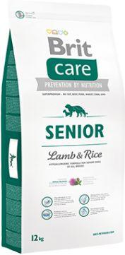 Brit Care Lamb & Rice Jagnięcina Senior 12 kg