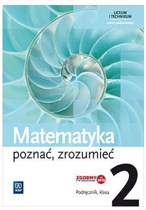 Matematyka LO 2 Poznac, zrozumiec Podr. ZP WSiP