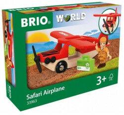 BRIO - Brio World Samolot Safari