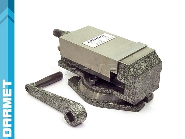 Imadło maszynowe obrotowe 80 mm do frezarki - FQ80/65
