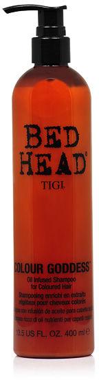 Tigi Bed Head Colour Goddess Szampon do włosów farbowanych 400 ml