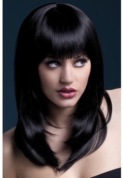 Fever Tanja Wig 42521 - Black Wig