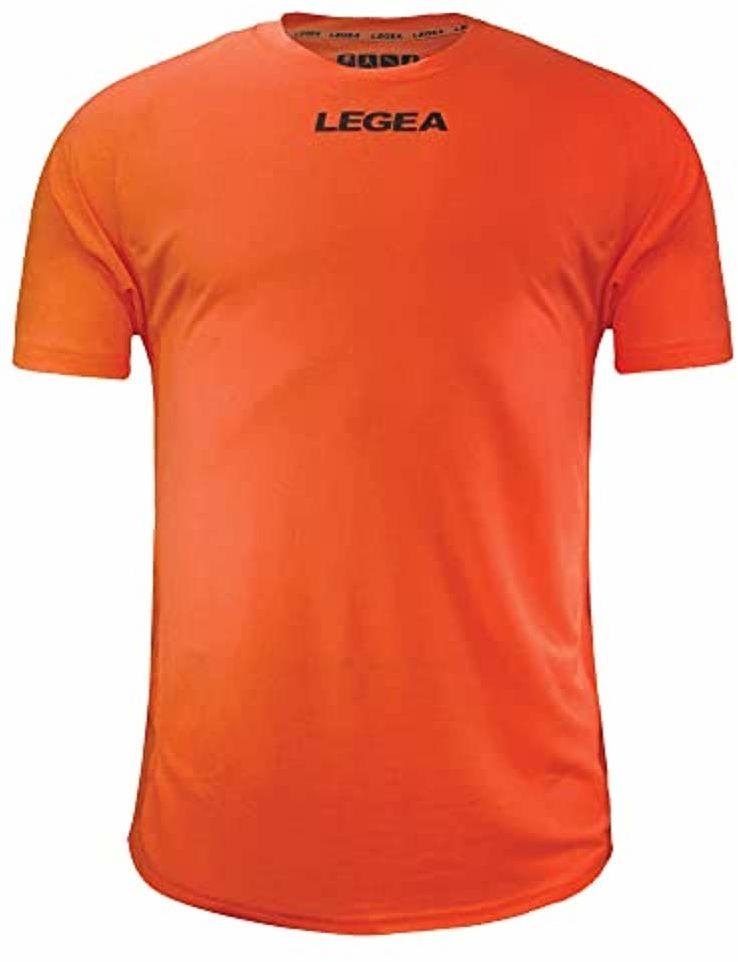 Legea T-Shirt Athletic Line orange S