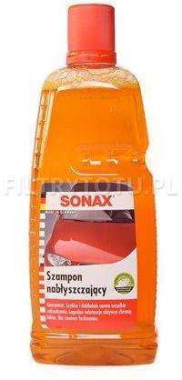 SONAX Szampon nabłyszczający - koncentrat 1l (314300)