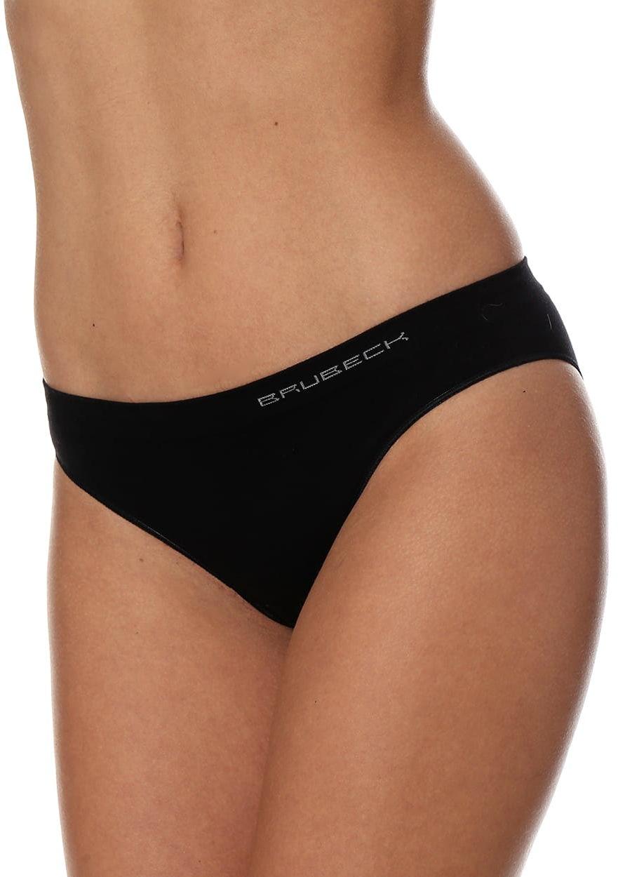 Figi damskie Brubeck Comfort Cotton BI10020 czarne