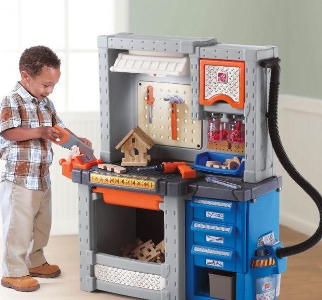 Step2 Interaktywny Kącik Mechanika Warsztat dla dziecka