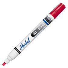 Markal SL.130 marker zmywalny wodą czerwony