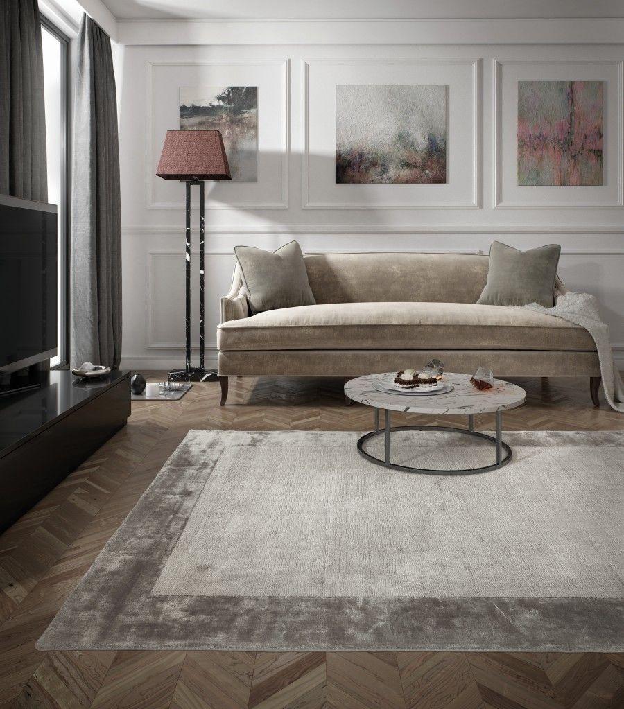 Dywan Handmade Carpet Decor Aracelis Paloma, rękodzieło