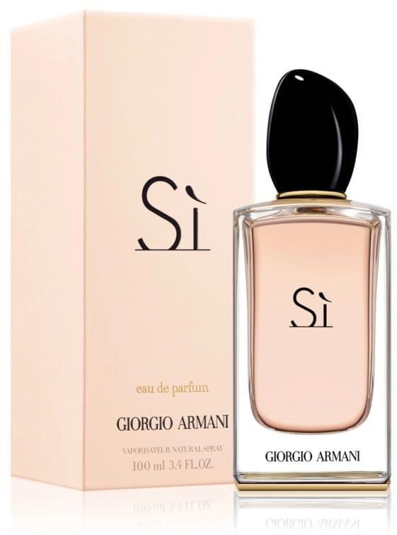 Giorgio Armani Sì 100 ml Woda Perfumowana dla Kobiet