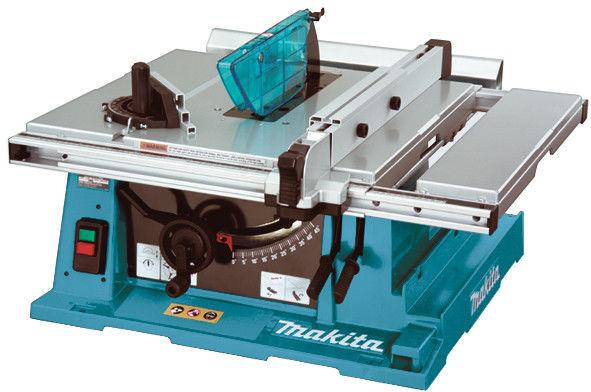 uniwersalna pilarka stołowa 260/30mm, 1650W, Makita [2704N] + akumulatorowa wkrętarka/zakrętarka udarowa 1/4'', 18V Li-Ion 2x11 Ah [TD127DWE]