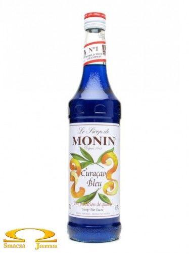 Syrop BLUE CURACAO Monin 700ml