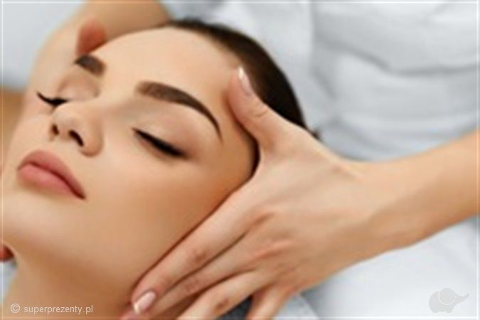 Autorski liftingujący masaż twarzy z peelingiem