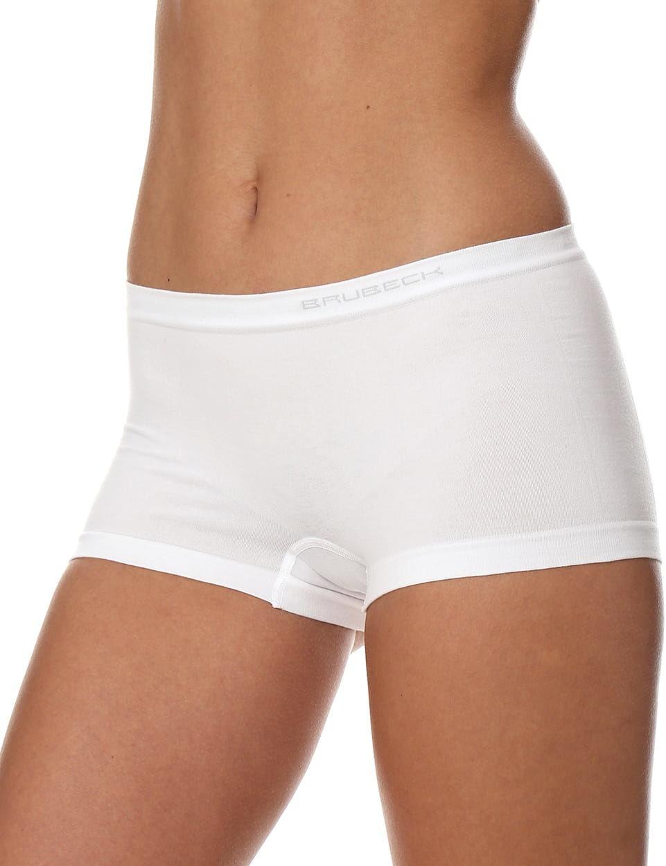Bokserki damskie Brubeck Comfort Cotton BX10470 białe