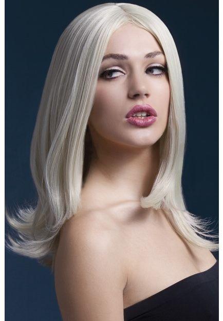 Fever Sophia Wig 42506 - Blond Wig