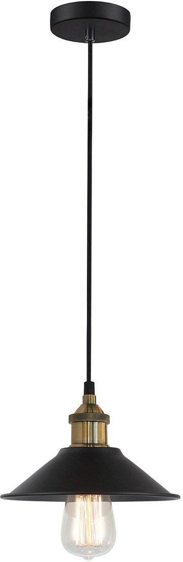 Lampa wisząca industrialna mała Kermio MDM-2318/1S Italux