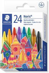 Staedtler 220 NC24 - Noris Club kreda woskowa, 24 sztuki w etui