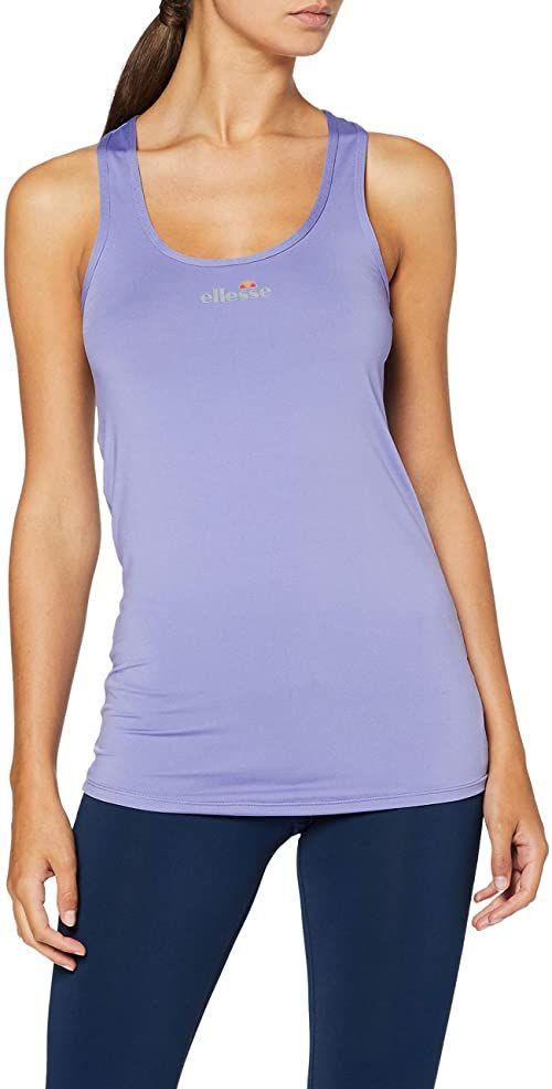 ellesse damska koszulka Tivoli Fioletowy 6