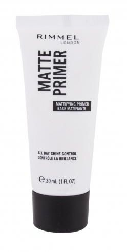 Rimmel London Matte Primer baza pod makijaż 30 ml dla kobiet
