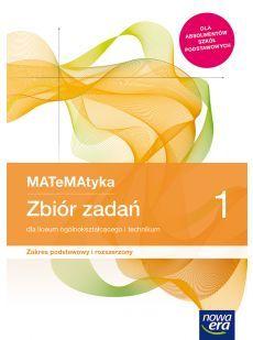 MATeMAtyka LO 1 ZPR zbiór zadan w.2019
