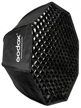 Godox SB-FW95 - modyfikator światła, softbox + grid, 95cm, Bowens Godox SB-FW95