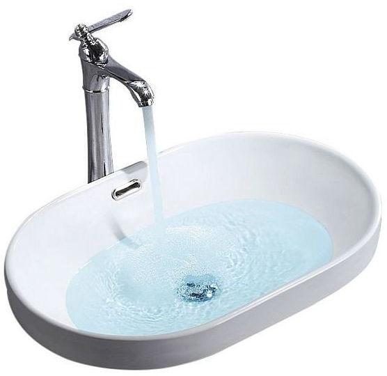 Umywalka ceramiczna 59 Arleta Rea (REA-U8700)