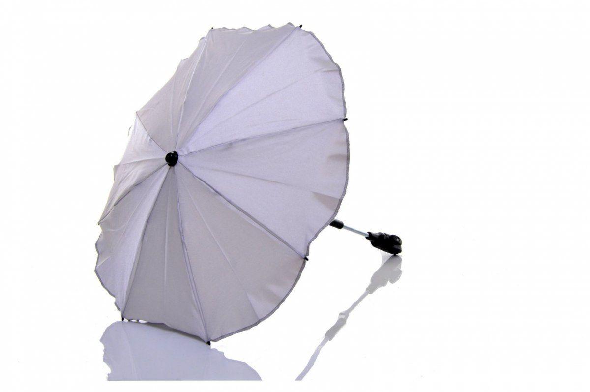 Parasolka przeciwsłoneczna Matpol jasno szara