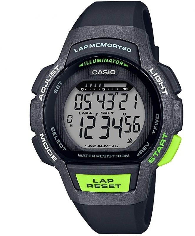 Zegarek Casio LWS-1000H-1AVEF - CENA DO NEGOCJACJI - DOSTAWA DHL GRATIS, KUPUJ BEZ RYZYKA - 100 dni na zwrot, możliwość wygrawerowania dowolnego tekstu.