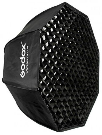 Godox SB-FW140 - modyfikator światła, softbox + grid, 140cm, Bowens Godox SB-FW140
