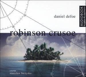 Robinson Crusoe. Książka audio CD MP3 - Daniel Defoe