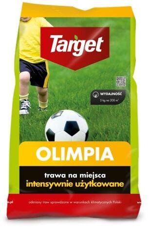 Olimpia  trawa sportowa  5 kg target