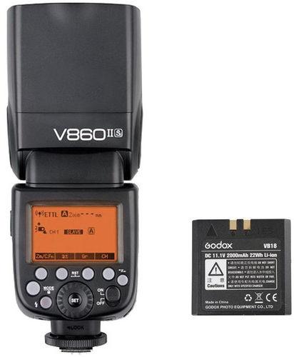 Godox VING V860IIS TTL Speedlite Flash - lampa błyskowa reporterska do Sony Godox VING V860IIS TTL Li-Ion Flash