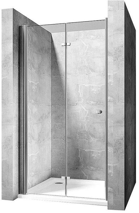 Drzwi prysznicowe składane 100x190 Best Rea (REA-K1305)
