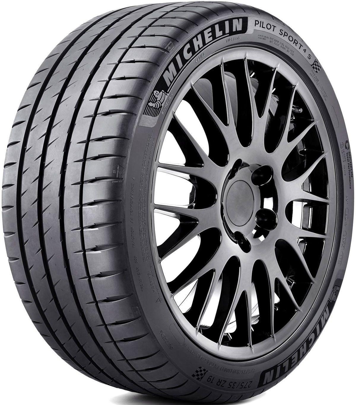 Michelin Pilot Sport 4 255/35 R19 96 Y