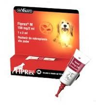 Fiprex Spot On M od 10 kg do 20 kg 1 pipeta