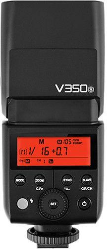 Godox Ving V350S Speedlite Flash - lampa błyskowa reporterska do Sony Godox Ving V350S Speedlite Flash