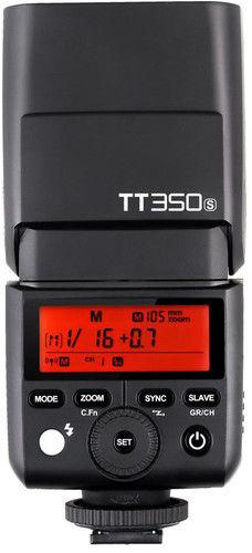 Godox TT350S Speedlite TTL Flash - lampa błyskowa reporterska do Sony Godox TT350S Speedlite TTL Flash