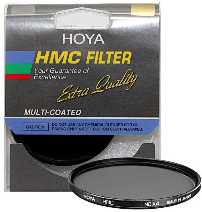Filtr szary HOYA HMC ND4 72mm