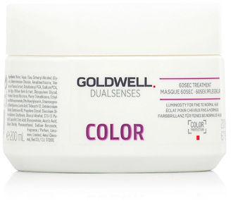 Goldwell Dualsenses Color 60 sec Treatment Regeneracyjna maska nabłyszczająca - 60-sekundowa 200 ml