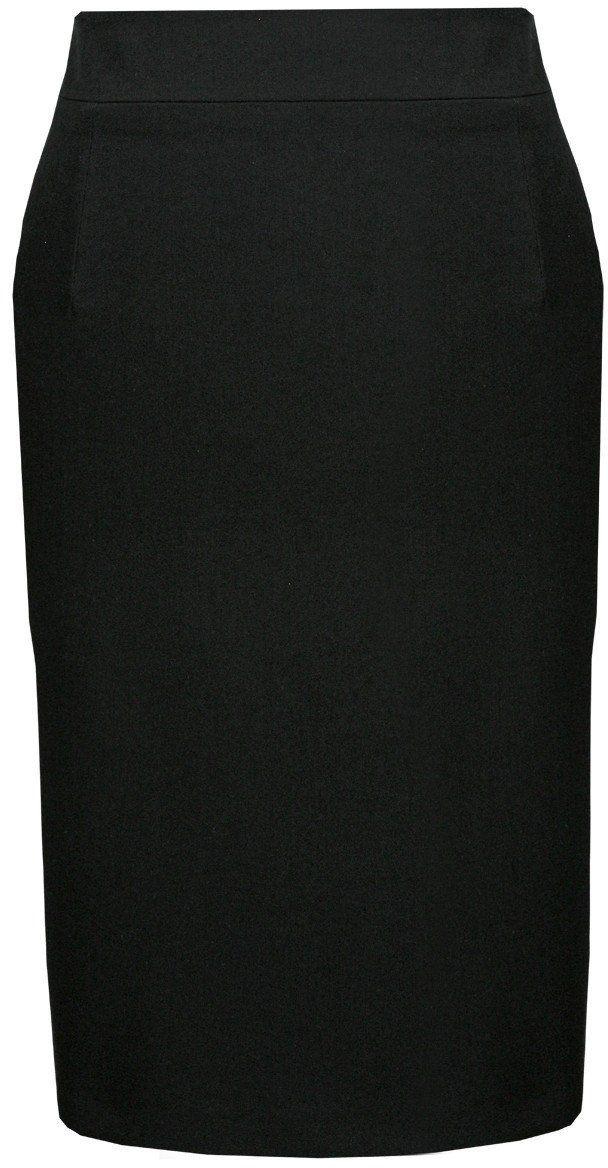 Spódnica FSP443 CZARNY