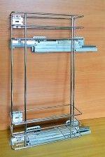 Kosz cargo mini boczne do szafki 15 cm / 30 cm SIGE