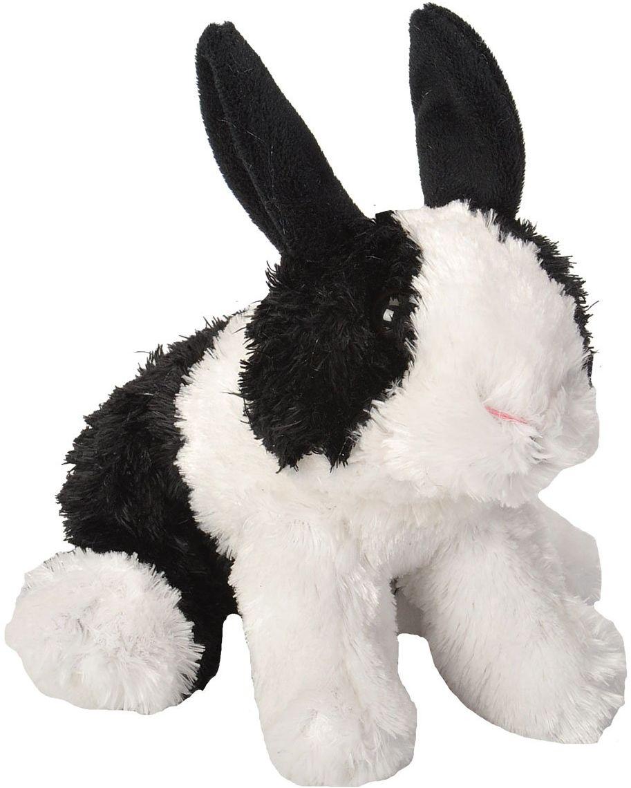 Wild Republic Hug''ems pluszowe zwierzątko, przytulanka królik 18 cm