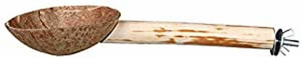 Trixie okoń z miską na jedzenie, 25 cm, 4 sztuki