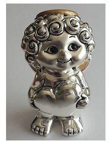 Figurka Aniołek z sercem Rozmiar: 7.5 cm SKU: F510/4