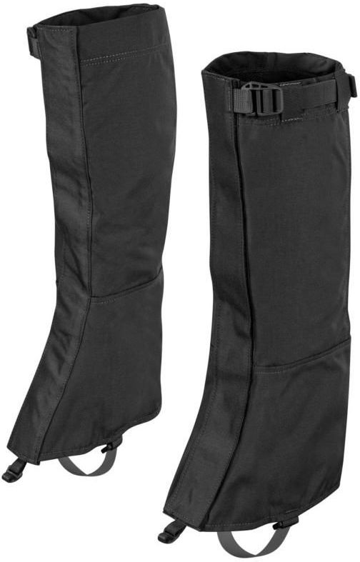 Stuptuty Snowfall Long Gaiters  - Czarne (BU-SLG-CD-01)