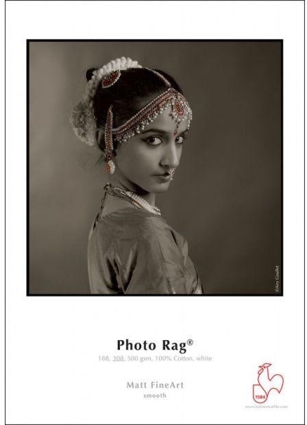 Papier HAHNEMUHLE PHOTO RAG 188gsm A2 (25 arkuszy) (10641600)