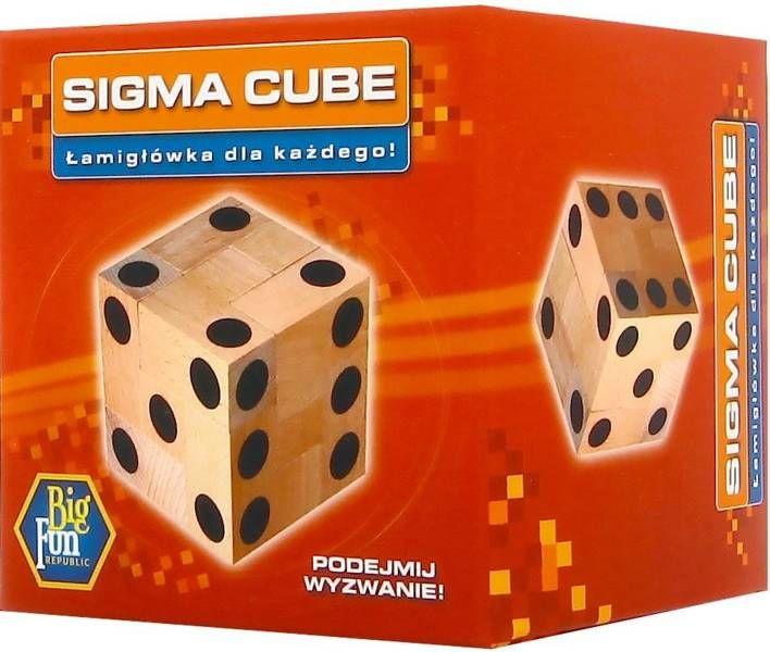 Sigma Cube - Big Fun Republic