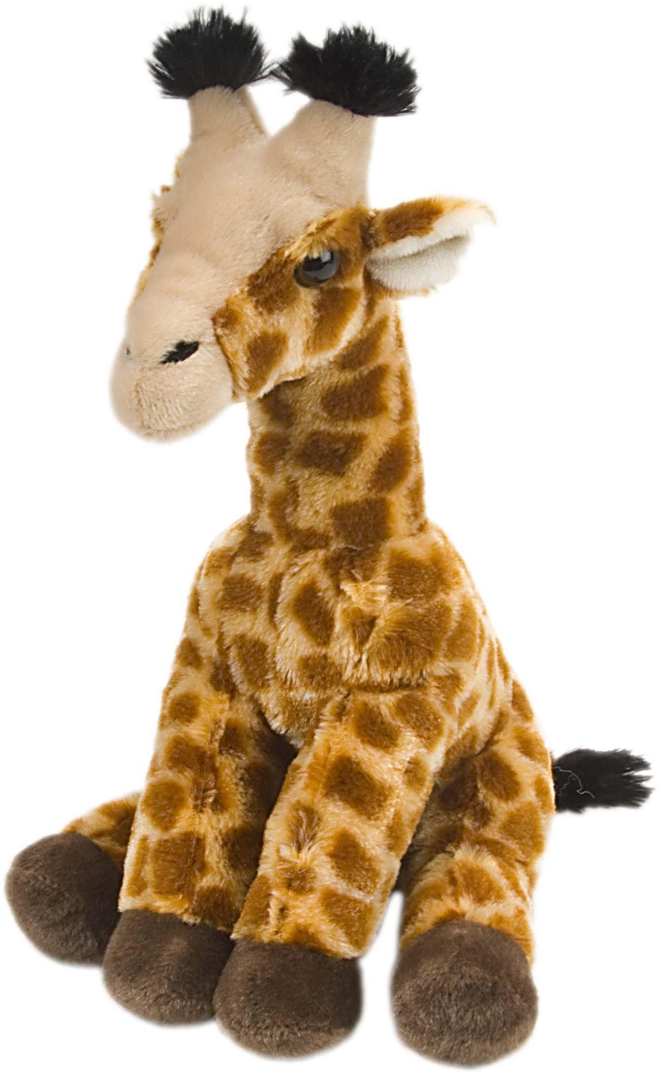 Wild Republic Pluszowa pluszowa zabawka dla niemowląt z żyrafą, zabawki do przytulania, prezenty dla dzieci 30 cm