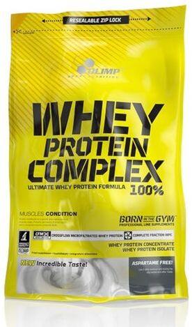 Olimp Whey Protein Complex - 600g - Odżywka białkowa