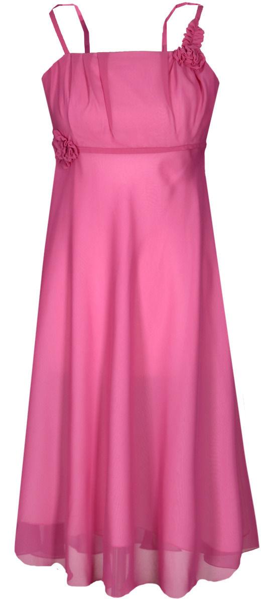 Sukienka FSU256 AMARANTOWY JASNY
