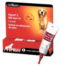 Fiprex Spot On L od 20 kg do 40 kg 1 pipeta